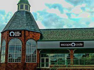 Escape Code Branson Meadows