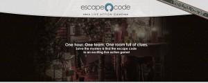 Escape Code   Branson Missouri   Live Action Game