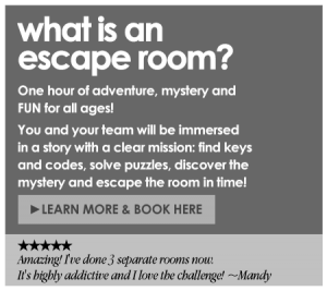 What is an escape room?