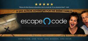 Escape Code Branson Missouri