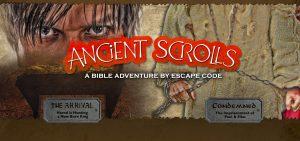 Escape Code Ancient Scrolls