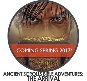 Ancient Scrolls: The Arrival