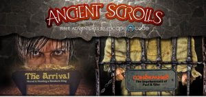 Ancient Scrolls by Escape Code