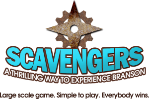 Scavengers   Large scale game by the creators of Escape Code