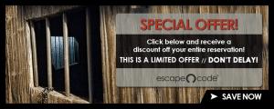 Save at Escape Code!